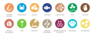 iconos alergias